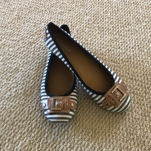 Gianni Bini Shoes - Gianni Bini striped ballet flat